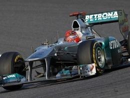 Pas de rivalité entre Schumacher et Rosberg