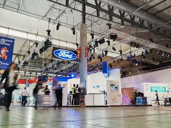 Ford pr sentera une nouvelle auto pour le mobile world for Salon nouvelle technologie