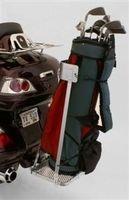 Support de club de golf pour votre moto