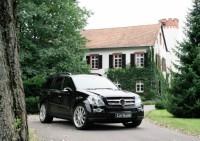 Mercedes GL CK50 by Carlsson : pachyderme atomique !