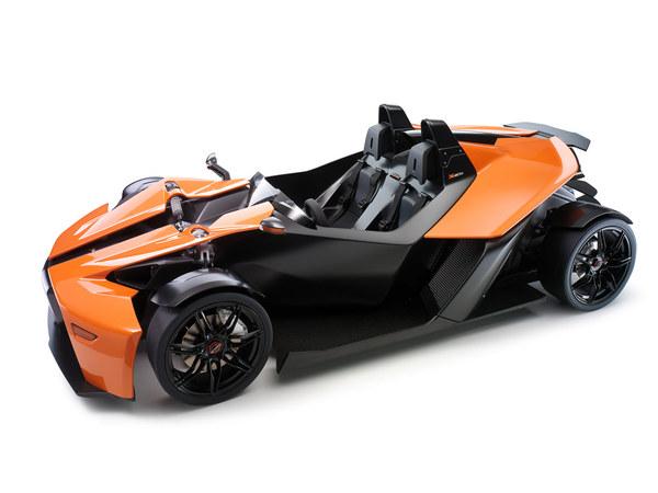 Abt X-Bow : 300 ch recommandés par KTM