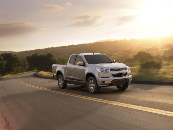 Le nouveau Chevrolet Colorado fait ses débuts en Thaïlande