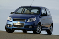 Salon de Genève 2008: Chevrolet Aveo 3 portes