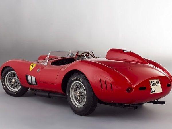 Lionel Messi aurait acheté la Ferrari 335 S Spider Scaglietti à 32 millions d'euros