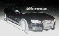 Future Audi RS5: V8 ou V10?