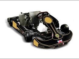 Lotus s'investit également en karting