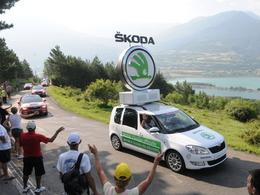 Devenez fan du Tour de France avec Skoda