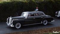 Miniature : 1/43ème - MERCEDES 300D Limousine