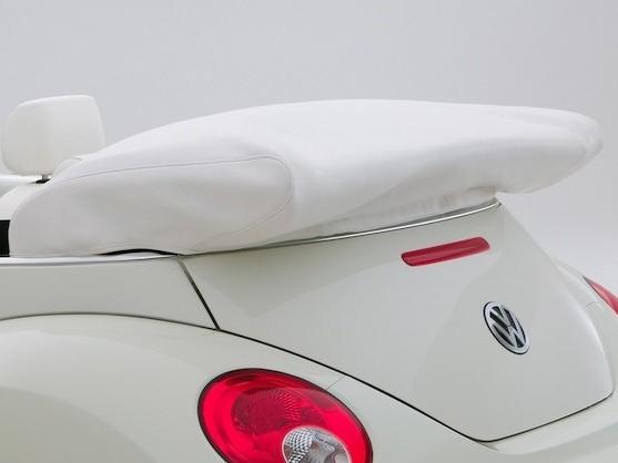 Nouvelle Volkswagen Beetle cabriolet: présentation imminente?