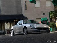 Photo du jour : Maserati 3200 GT