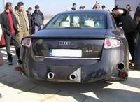 Saucisse du Vendredi : Audi A9 Quattro