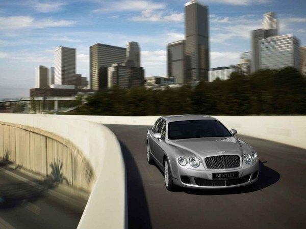 Un coupé 4 portes en préparation chez Bentley