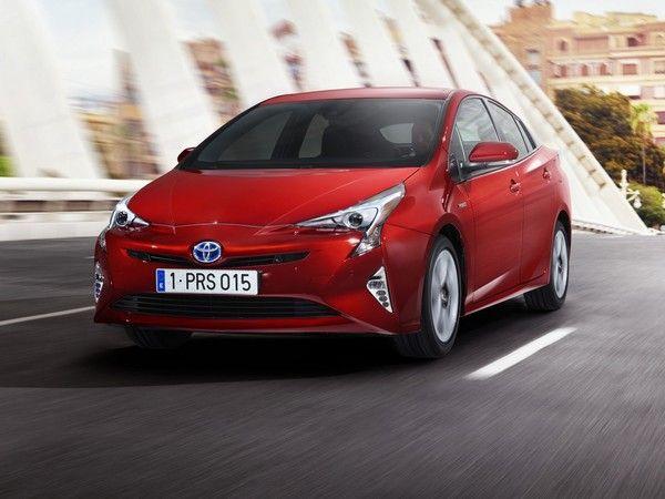Nouvelle Toyota Prius : à partir de 30 400 €