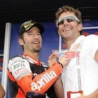 Superbike - Phillip Island: Biaggi et Aprilia ont surpris