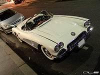 Photo du jour : Chevrolet Corvette 1958