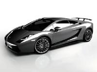 Lamborghini Gallardo LP550 en préparation