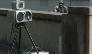 Covid-19: des radars en confinement