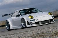 """Porsche 911 GT3-RSR: Les évolutions """"2008"""""""