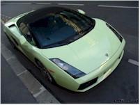 Photo du jour : Lamborghini Gallardo spyder