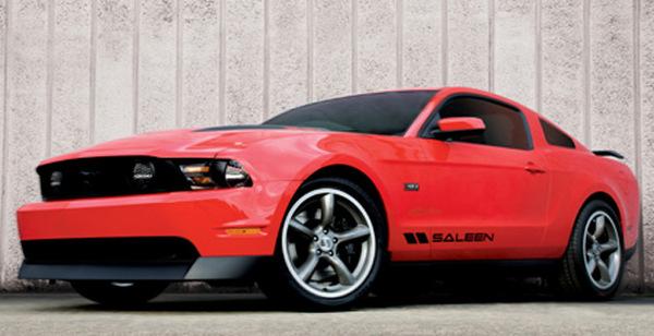 Saleen Mustang 435S : Steve n'y est pour rien