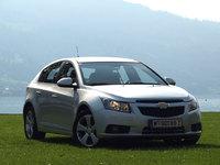 Essai - Chevrolet Cruze 5 p : hard discount