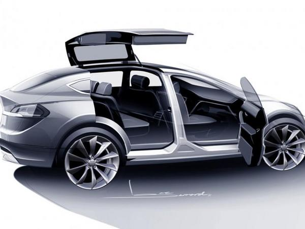 Tesla : le Model X débarquera bien début 2015