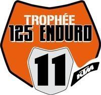 KTM présente le Trophée KTM 125 Enduro 2011