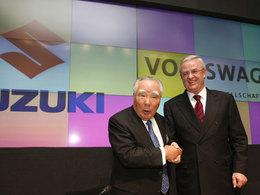 Au tour de Suzuki d'accuser VW de rupture de contrat