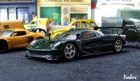 Miniature : 1/43ème - LOTUS Elise GT1