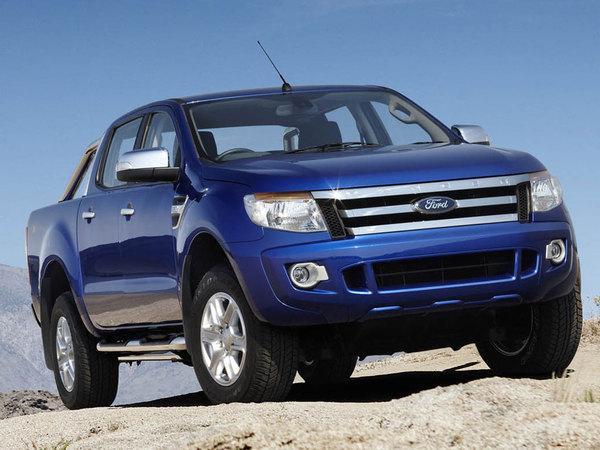 Officiel : voici le nouveau Ford Ranger