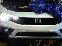 Fiat Tipo: la version restylée aperçue avec un nouveau logo