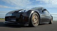 Feu vert pour la Nissan 350 Z GT-S?