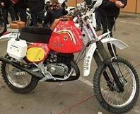 Dakar 2011 : Ignacio Chivite et sa 370 2 temps Bultaco ont terminé la 2ème étape !