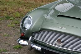 Photos du jour : Aston Martin DB5