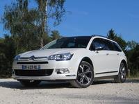 Essai - Citroën C5 CrossTourer : C5 des champs