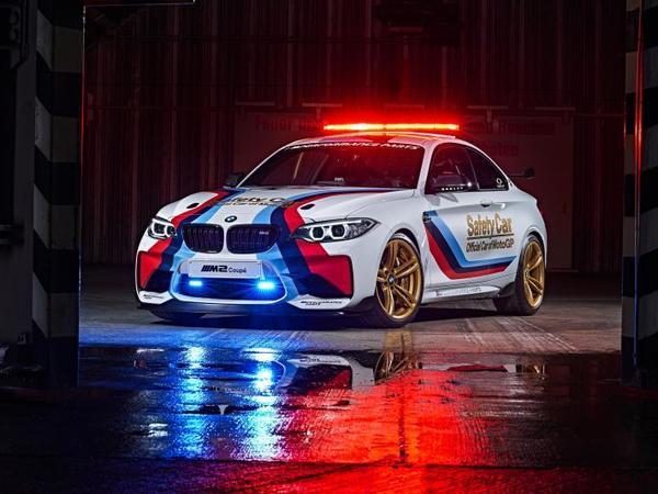 La nouvelle BMW M2 sera aussi en MotoGP !