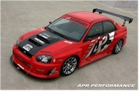 Subaru STi 8 by APR Performance