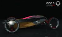 Kumho Tyres/24H du Mans : la Kumho Epoch, un concept sportif en harmonie avec la nature !