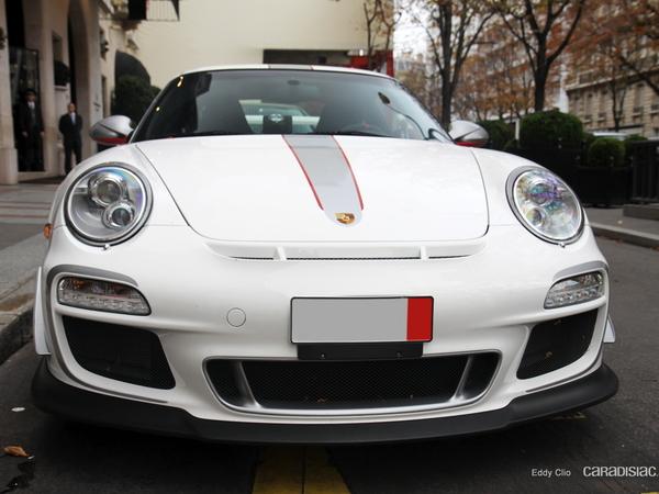 Photos du jour : Porsche 911 977 GT3 RS 4.0