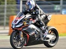 Superbike – 2015: Leon Haslam assume son rôle de nouveau leader chez Aprilia