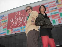 Nos drôles de dames au Mondial de Paris 2010