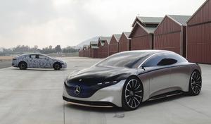 Mercedes : la Classe S électrique aura droit à sa version AMG