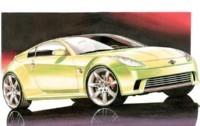 Future Nissan 350Z : rumeur...