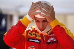 GP2 Hongrie : Di Grassi en pole, Grosjean dans le décor