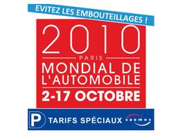 Mondial de Paris 2010/dernier week-end embouteillé : des parkings s'associent aux transports en commun