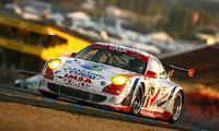Jean-Philippe Belloc en LMS sur Porsche