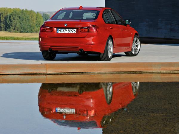 Toutes les photos HD et une vidéo de la BMW Série 3 F30
