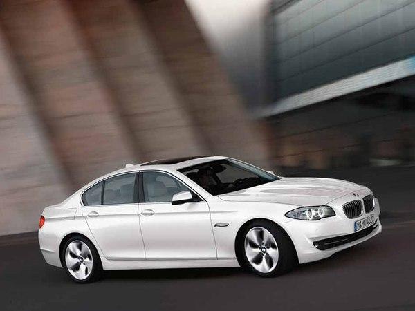 De nouveaux moteurs pour la BMW Série 5