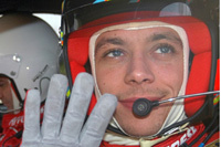 Valentino Rossi au Rallye de Nlle Zélande