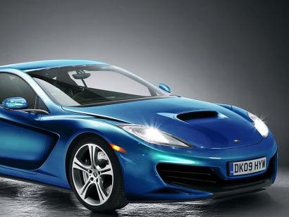 Les futures McLaren en images